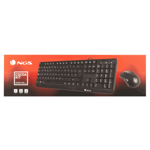 teclado ngs rato multimedia wired desk1