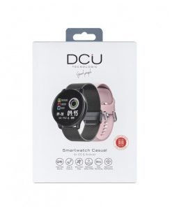 smartwatch-casual-2-correas-metal-negro-silicona-rosa (3)